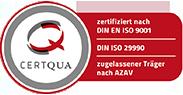 certqua-DIN-9001-DIN-29990-AZAV
